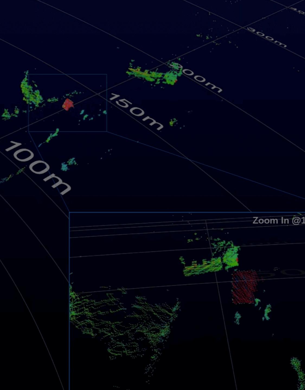 Tele-15 lidar sensor - Livox